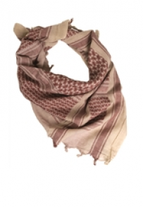 COYOTEBROWN SHEMAGH SCARF