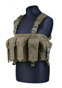 Commando Chest Tactical Vest - od1
