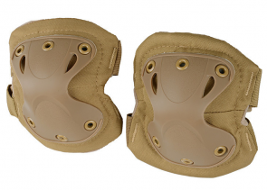 Elbow protection pads Future - tan