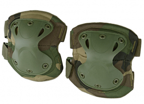 Elbow protection pads Future - woodland