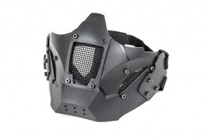 Evolution-Iron-Mask-Double-Belt-Fast-Helmet-Mount-Black-extra-big-63618-386