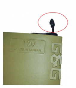 G&G 014 Magazine Follower for Low-Cap & Mid-Cap Magazines