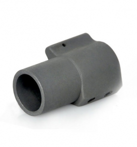 Low profile gas block (EX 036) 1
