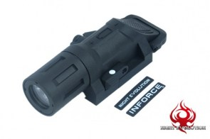 NE Nylon polymer Weapon Mounted Light