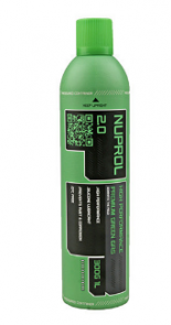 Nuprol 2.0 Premium Green Gas - 1000ml