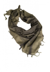 ODBLACK SHEMAGH SCARF
