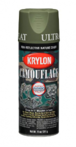 krylon woodland light green